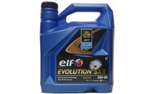 ELF Evolution SXR 5W40 4L