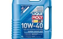 Liqui Moly Super Leichtlauf 10W40 (2654) 5L