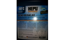 Lichid parbriz iarna concentrat HEPU 5L