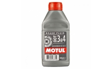 Motul  DOT 3 & 4 Brake Fluid 500 ml