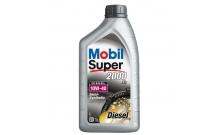 Mobil Super 2000x1 Diesel 10W40  1L