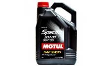 Motul Specific 504.00 507.00 5W30 5L