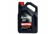Motul Specific 505.01 502.00 5W40 5L