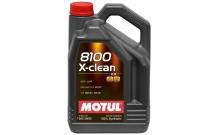 Motul 8100 X- Clean 5W30 5L