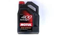 Motul 4100 Turbo Light 10W40 4L
